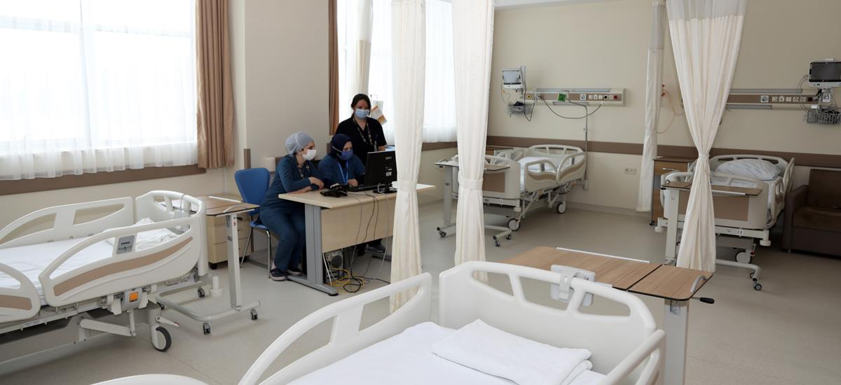 Hastanemizde İnme Ünitesi Hizmeti